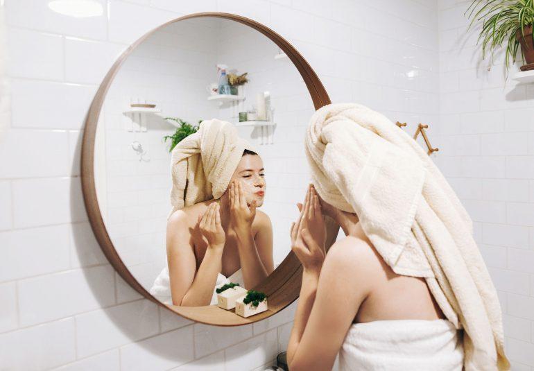 Skincare routin