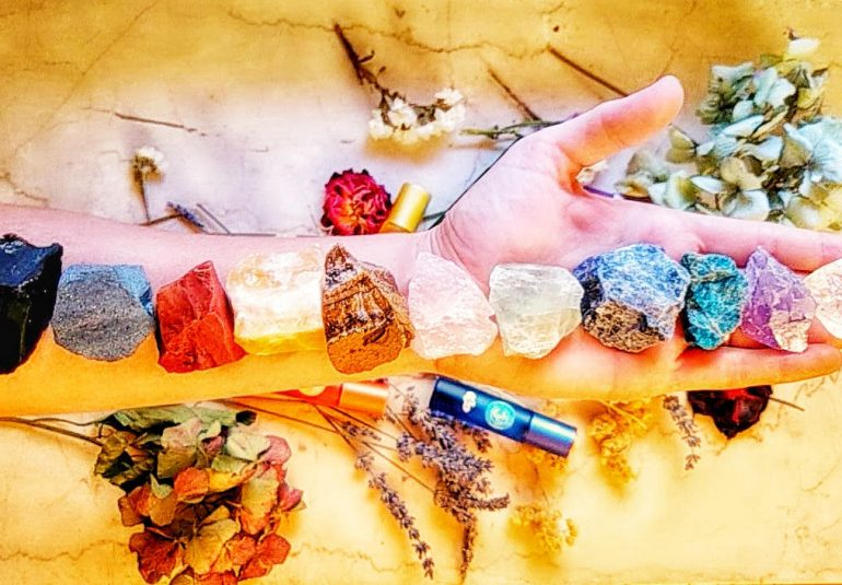 Pietre per cristalloterapia
